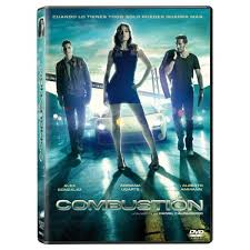 Combustion DVD y Blu-ray