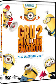 Gru 2 mi villano favorito dvd