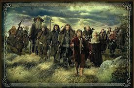 El hobbit retrato