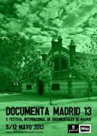 DOCUMENTA MADRID 2013