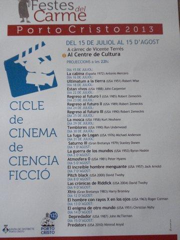 Ciclo ciencia ficcion 2013 Vicente Terres