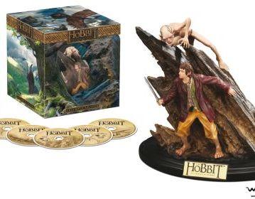 EL Hobbit figuras edición coleccionista