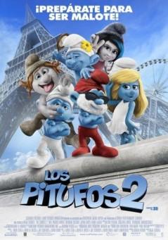 Pitufos 2 Cartel