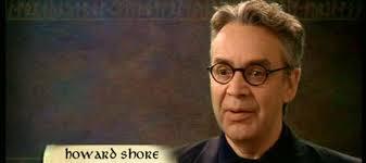 Howard Shore, El Señor de los anillos