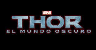 Thor el mundo oscuro cartel