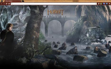 El hobbit viaje tierra media google