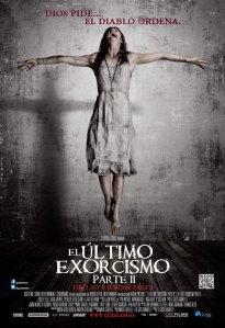 El ultimo exorcismo parte dos fondo