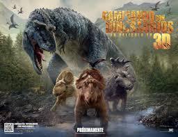 Caminando entre dinosaurios 2