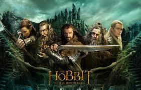 El Hobbit la desacion de smaug